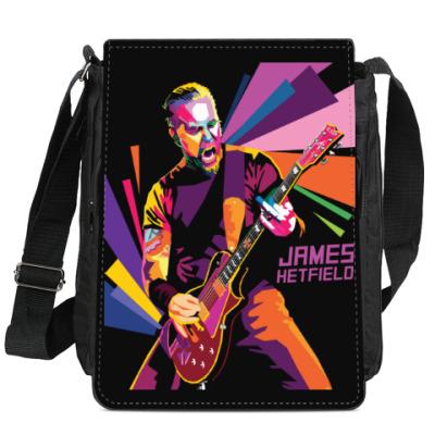 Сумка-планшет James Hetfield