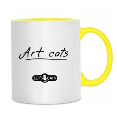 Vinvango из серии 'Art cats'