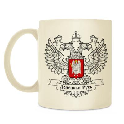 Кружка Донецкая народная республика