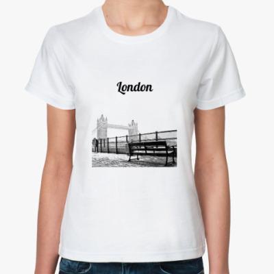 Классическая футболка London