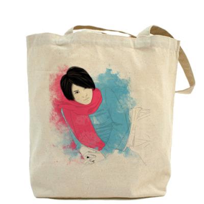 сумка Тегоши в р. шарфе