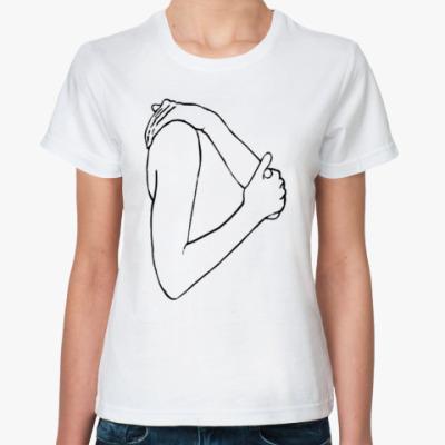 Классическая футболка Кольцо