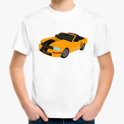 Детская футболка Mustang