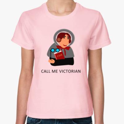 Женская футболка Эдвенчер Пресс