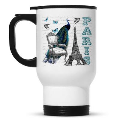Кружка-термос PARIS