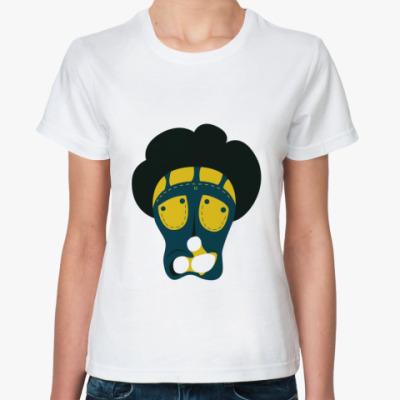 Классическая футболка ООПА НЕГРА