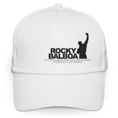 Кепка бейсболка Рокки Бальбоа