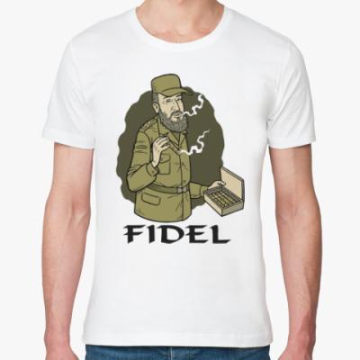 Футболка из органик-хлопка Fidel