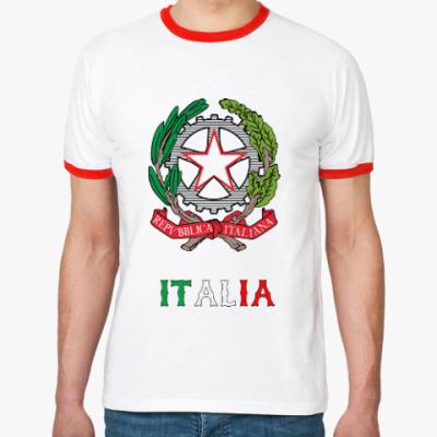 Футболка Ringer-T Italia Prosto Bx