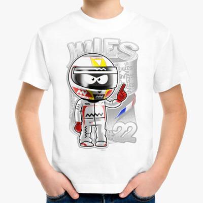 Детская футболка Jules № 22