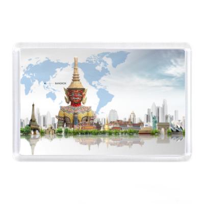 Магнит Магнит Бангкок, Таиланд