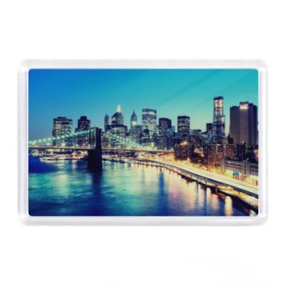 Магнит New York City, NY