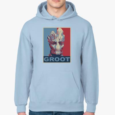 Толстовка худи Groot