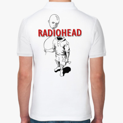 Рубашка поло Radiohead