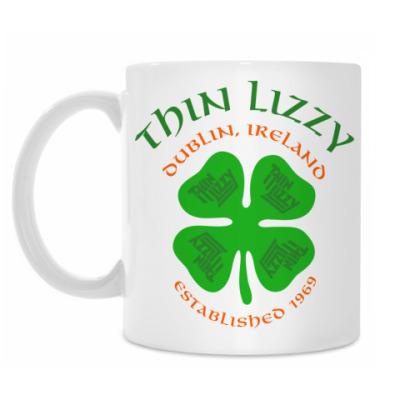 Кружка Thin Lizzy