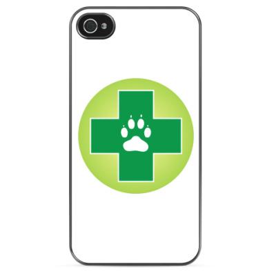 Чехол для iPhone Скорая ветеринарная помощь