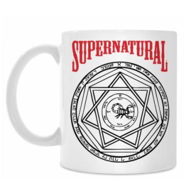 Кружка Supernatural