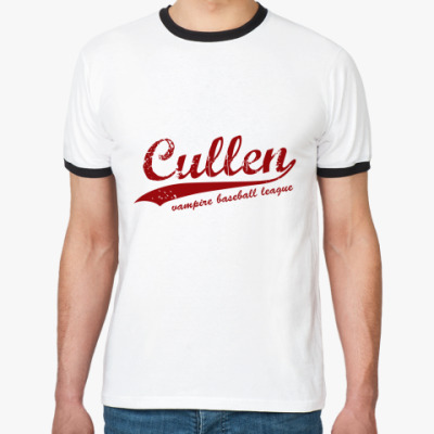 Футболка Ringer-T Cullen