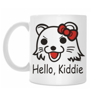 Кружка Hello, Kiddie