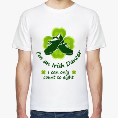 Футболка Irish count to 8