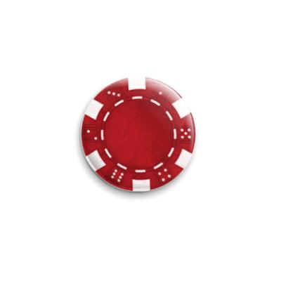 Значок 25мм Red Caps