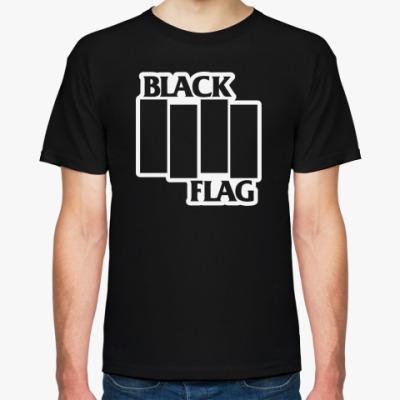 Футболка Black Flag