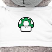 Принт Плюшевый мишка Тедди