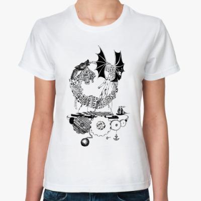 Классическая футболка 'Рутина'