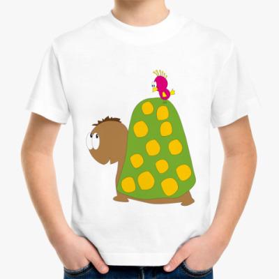 Детская футболка Turtle