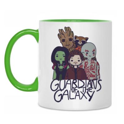 Кружка Стражи галактики
