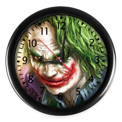 Настенные часы Джокер