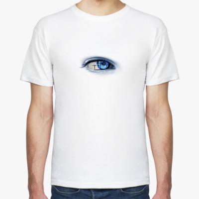Футболка Eye