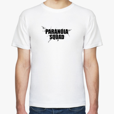 Футболка Paranoia squad