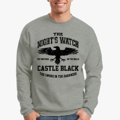 Свитшот Игра престолов.Ночной дозор