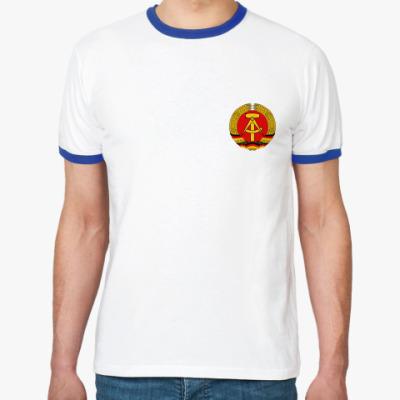 Футболка Ringer-T ГДР