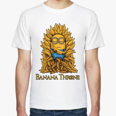 Футболка Banana Throne