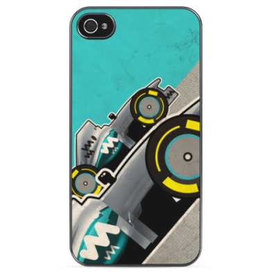 Чехол для iPhone W03 Cars