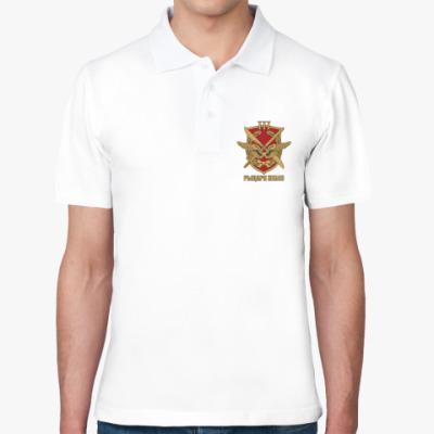 Рубашка поло Рубашка Рыцари небес 3 бел