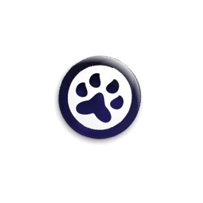 Значок 25мм Panthera