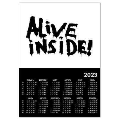 Календарь alive inside