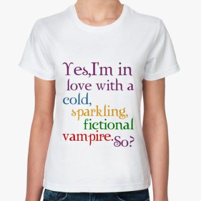 Классическая футболка So?