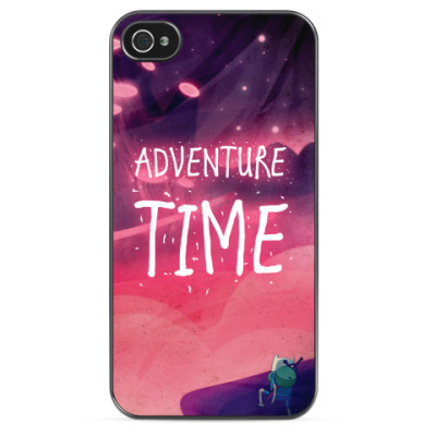 Чехол для iPhone Adventure time
