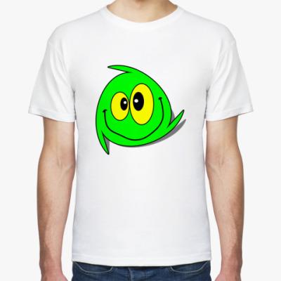 "Футболка футболка ""Чудик"""