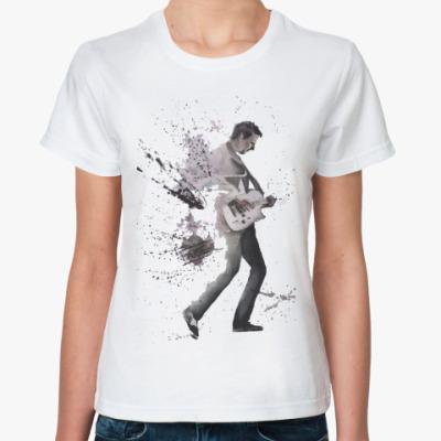 Классическая футболка MUSE Matthew Bellamy Мэттью Беллами