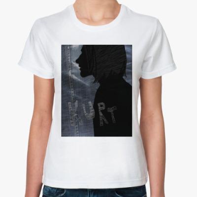 Классическая футболка Kurt