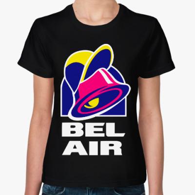 Женская футболка Принц из Беверли-Хиллз