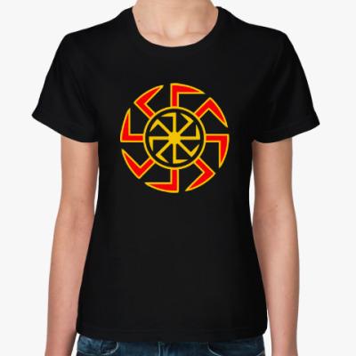 Женская футболка Коловрат