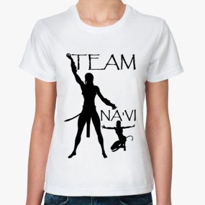 Классическая футболка Team Na'vi