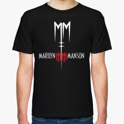 Футболка Marilyn Manson