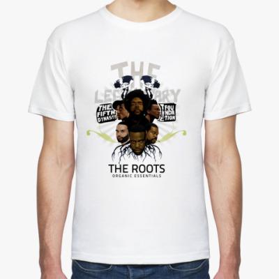 Футболка The Roots